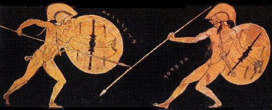 achilles vs odysseus essay